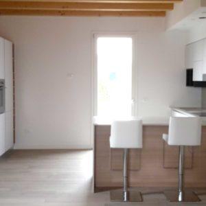"""Appartamento moderno con sistema costruttivo """"Nidyon"""