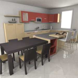 Restyling globale Cucina